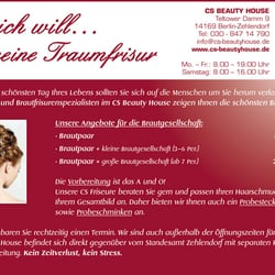 CS Beauty House zehlendorf, Berlin