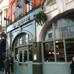 The Antelope, London