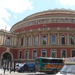 Royal albert hall muzieklocaties londen london for Door 9 royal albert hall