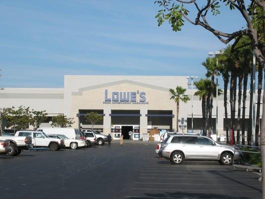 Lowe S Home Improvement Long Beach Ca