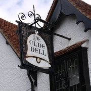 The Olde Bell, Hurley, Windsor and Maidenhead, UK