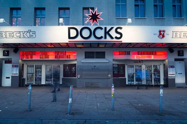 Docks Music Venues Hamburg Germany