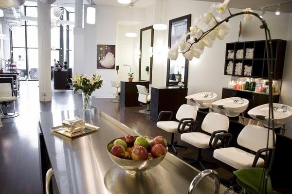 Johnathan Breitung Salon Luxury Spa