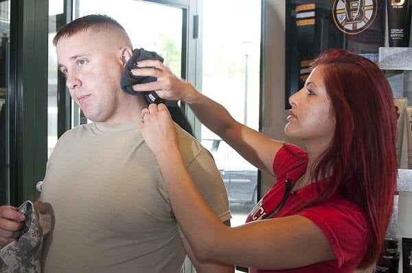 high and tight military haircut. | Yelp