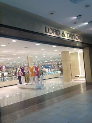 Below is a list of Lord & Taylor mall/outlet store locations in San Jose, California - including store address, hours and phone numbers. There are 0 Lord & Taylor mall stores in California, with 0 locations in or near San Jose (within miles).