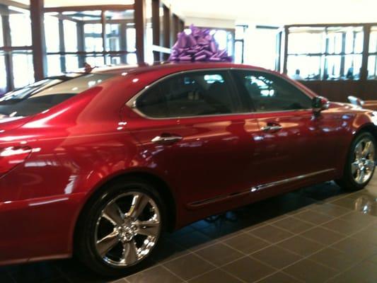 2012 Lexus LS460L | Yelp