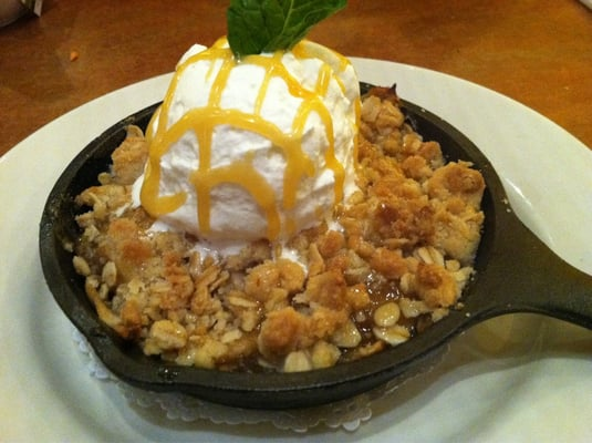 Warm Apple Crisp | Yelp