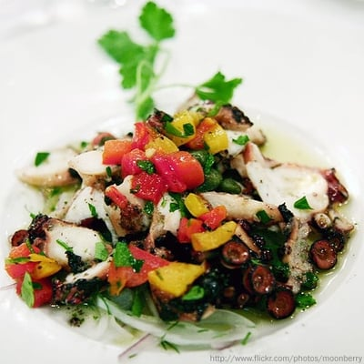 Grilled Octopus Salad | Yelp