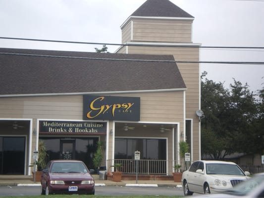 Gypsy Cafe San Antonio