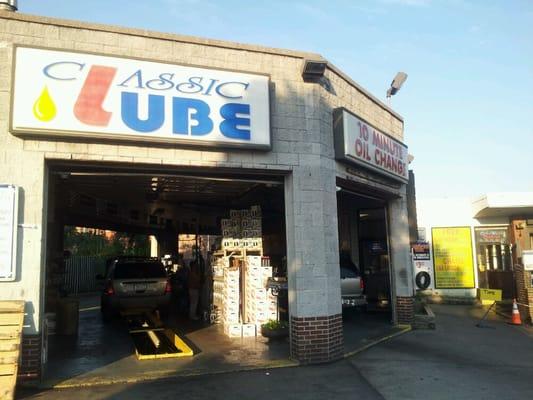 Oil Change Jackson Car Wash