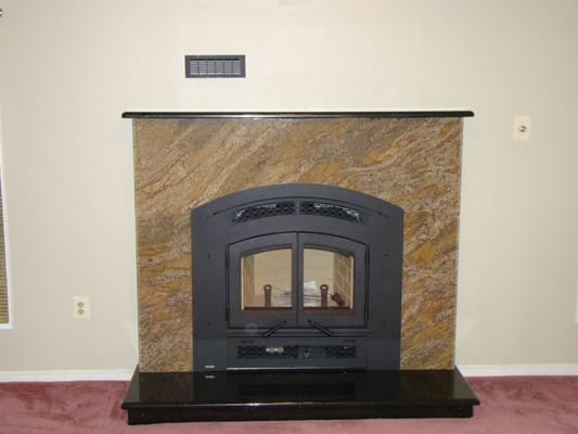 After High Efficiency Wood Burning Fireplace Ex90 By