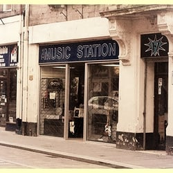 Music Station, Inverness, Highland