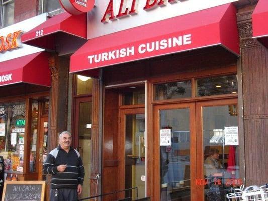 for Ali baba turkish cuisine nyc