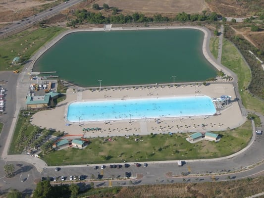 hansen dam aquatic center parks lake view terrace ca