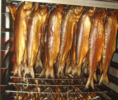 Certified smoked fish seafood markets gardena ca yelp for Alaskan white fish