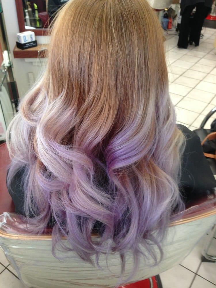 Lavender ombré | Yelp