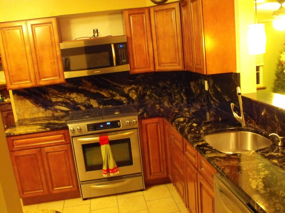 Places To Buy Granite Countertops Near Me : Kitchen Cabinets and counter tops in Granite/ Spectrus Yelp