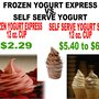 Frozen Yogurt Express