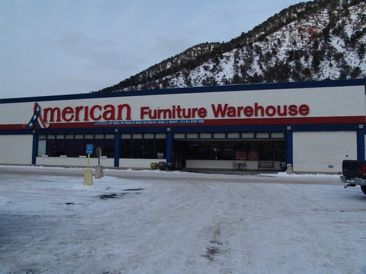 American furniture warehouse furniture stores glenwood for L furniture warehouse