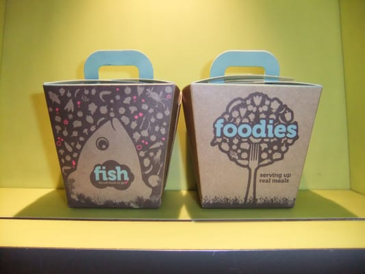 foodies to go