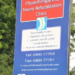 West Limerick Physiotherapy & Neuro Rehabilitation Clinic, Limerick, Ireland