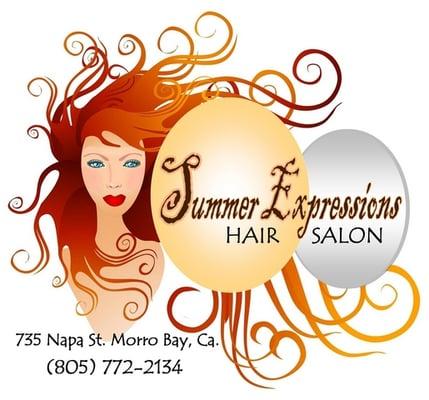 Summer expressions hair salon nail salons morro bay - Expressions hair salon ...