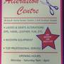 Alteration Centre