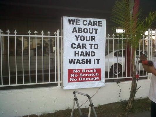 Car Wash Near Los Feliz