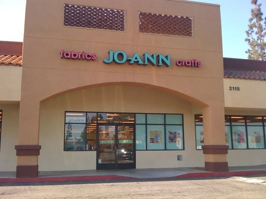Jo ann store 2115 w commonwealth avenue alhambra ca for Joann craft store hours