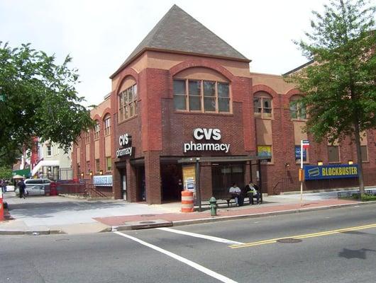 cvs pharmacy - drugstores - washington  dc