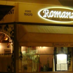 Romanzo Greek Taverna, Bournemouth