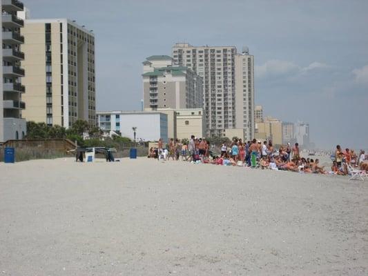 cities near myrtle beach