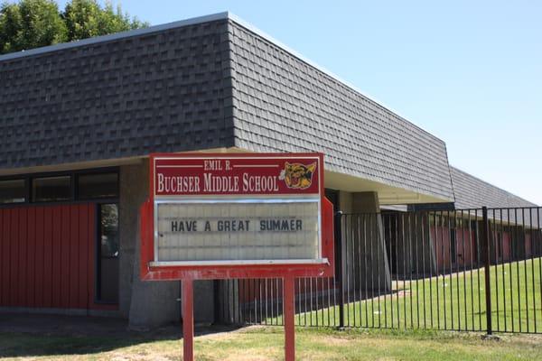 Buchser middle school middle schools high schools for Academy salon santa clara