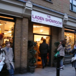 Laden Showroom, London