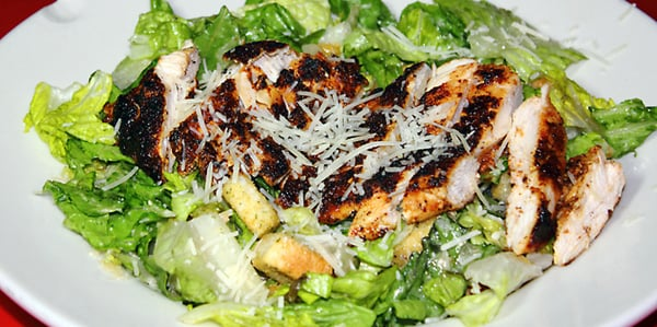 ... sauce blackened salmon with crunchy coconut couscous blackened chicken