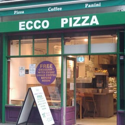 Ecco Cafe, London, UK
