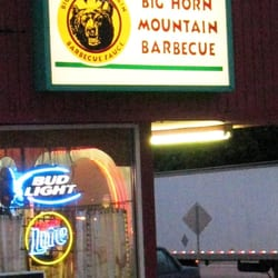 Big Horn Mountain BBQ, Omaha, NE