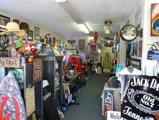 Man Cave Decor Store : Man cave store