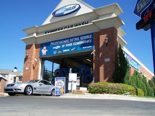 Car Wash Greenville Ave