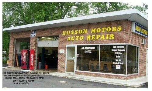 for Husson motors salem nh