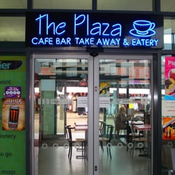 Plaza Cafe, Bus Station, Blackwood