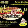 Dick's Beantown Comedy Escape