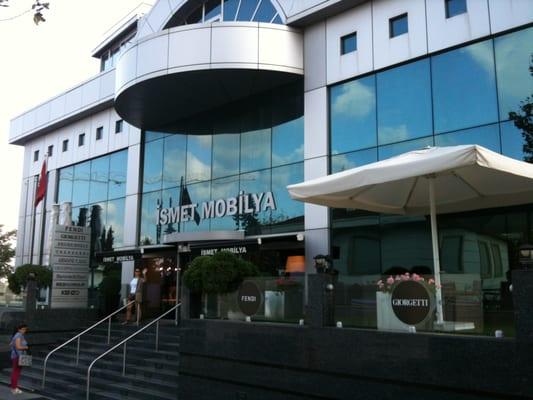 Smet mobilya furniture stores be ikta istanbul for Mobilya turkey