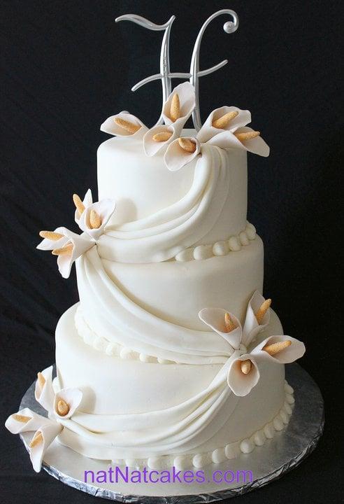 simple elegant wedding cake yelp. Black Bedroom Furniture Sets. Home Design Ideas
