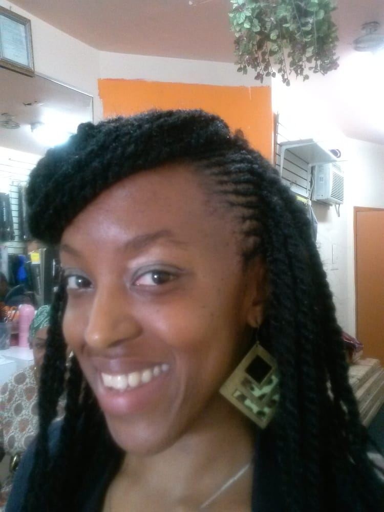 Two Strand Twists Yelp | LONG HAIRSTYLES