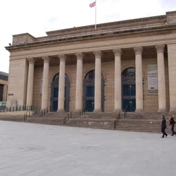 Sheffield City Hall, Sheffield, South Yorkshire
