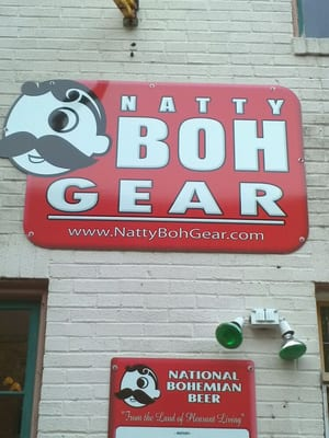 Natty Boh Gear