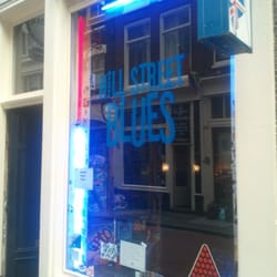Café Hill Street Blues, Amsterdam, Noord-Holland, Netherlands