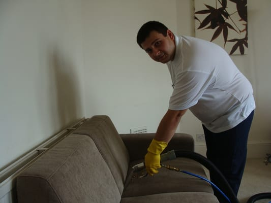 Cleaning services Kennington