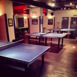 2 Table Tennis Tables